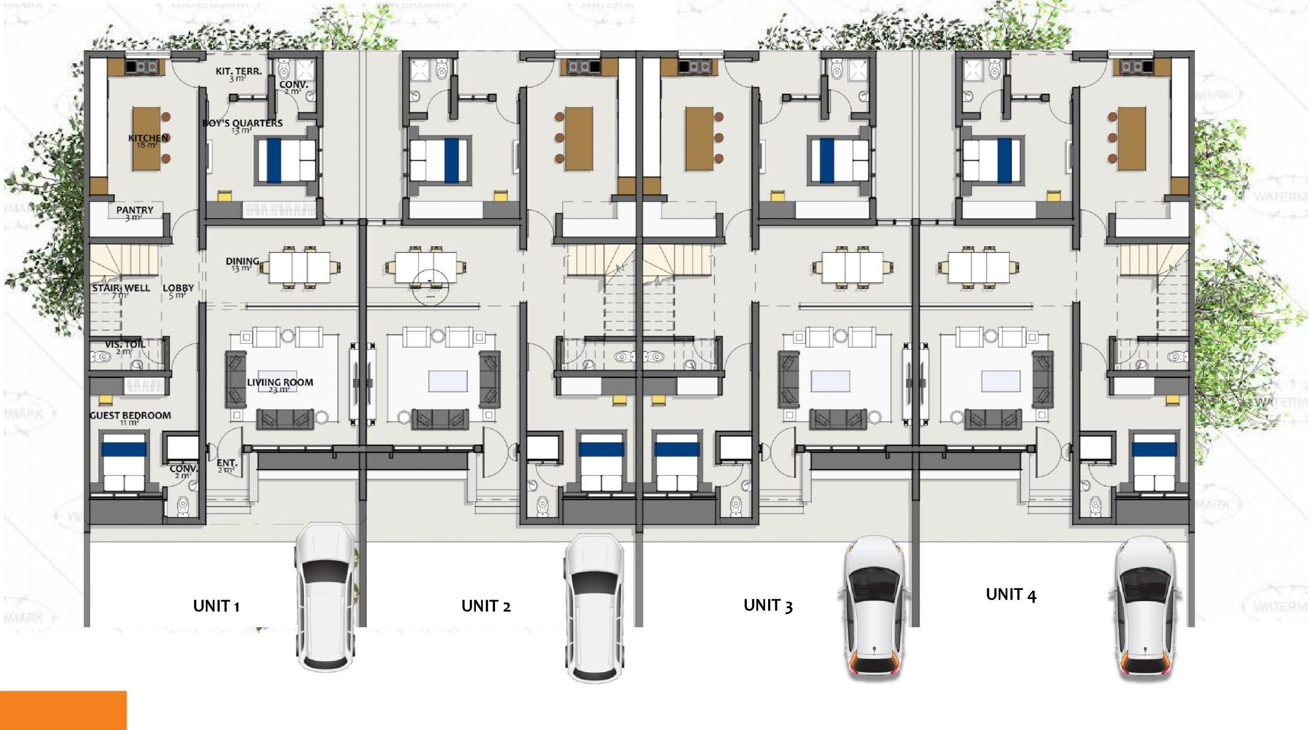 LIFESTYLE ASSET HUB - Extra Luxury Ground Floor